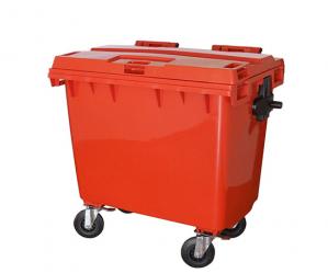 Container de Lixo 660L